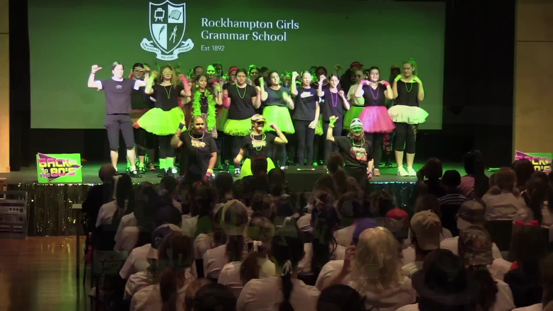 Inter House Choir 2021